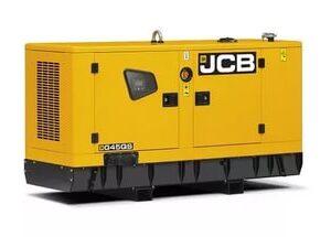 Электростанция JCB G140QS
