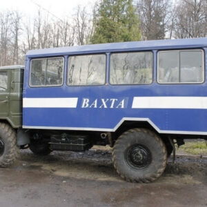 Вахтовка ПАЗ 32053-20