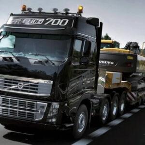 Трал Volvo 63374G