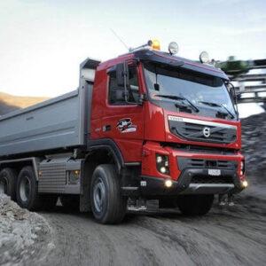 Самосвал Volvo FMX
